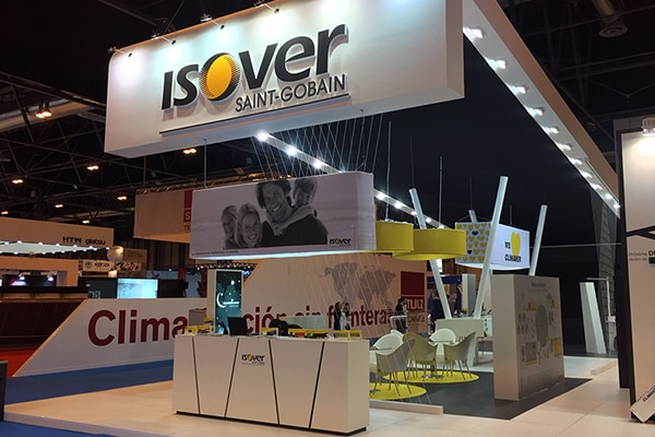 Stand Isover